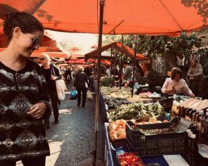 Housesitter in Wien bei Gemüsemarkt